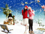 Thumbnail PSD NEW YEAR Photoshop 12 livelli separati